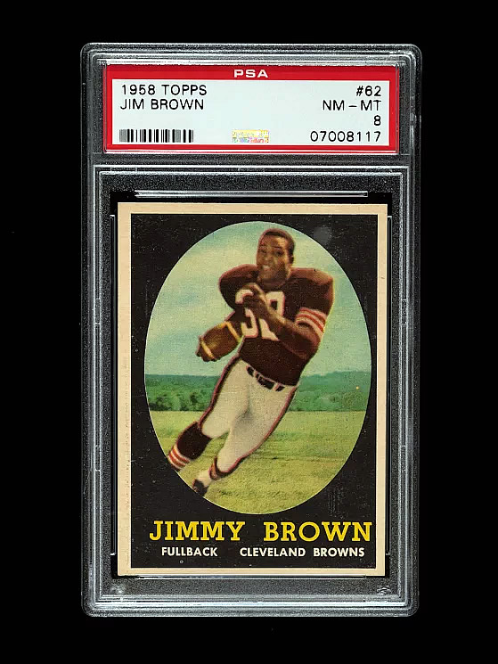 Jimmy Brown 1958