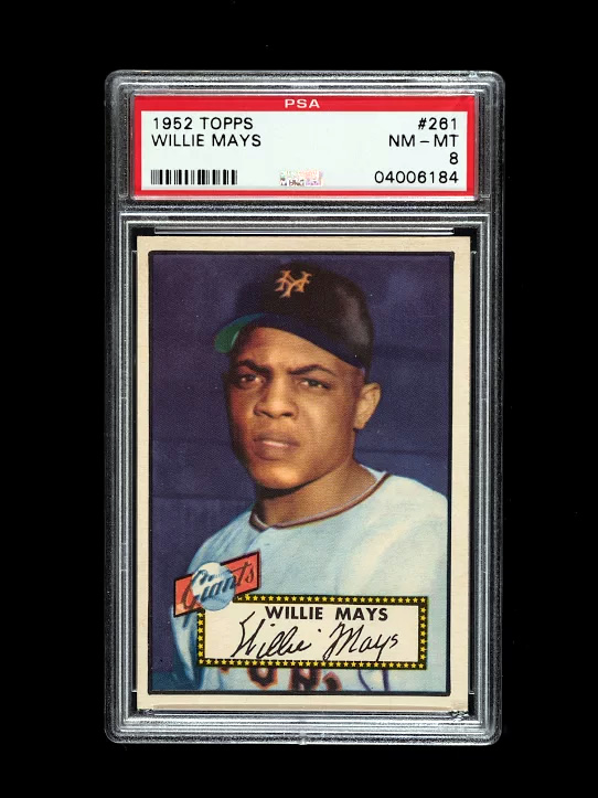 Willie Mays 1952